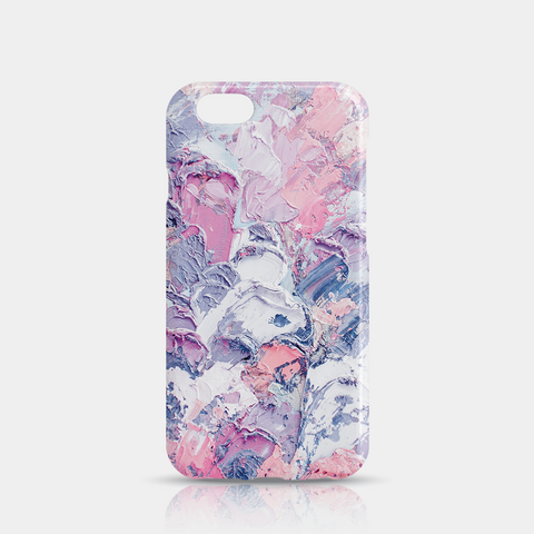Abstract Oil Painting Slim iPhone Case 6/6S - iKaracase
