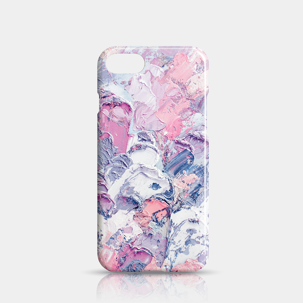 Abstract Painting Slim iPhone 7/8 Case - iKaracase