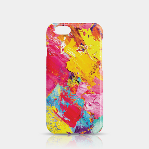 Abstract Slim iPhone 6/6S Case - iKaracase