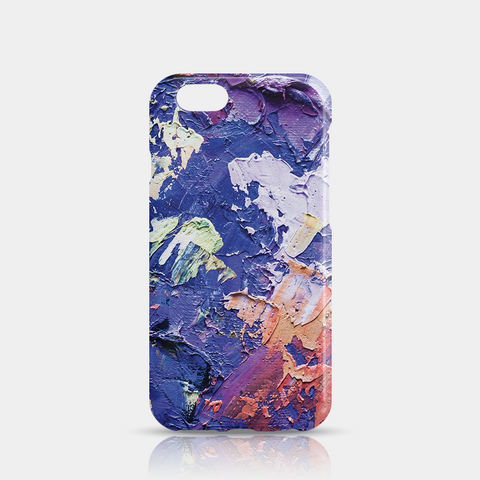 Oil Paint Slim iPhone 6/6S Case - iKaracase
