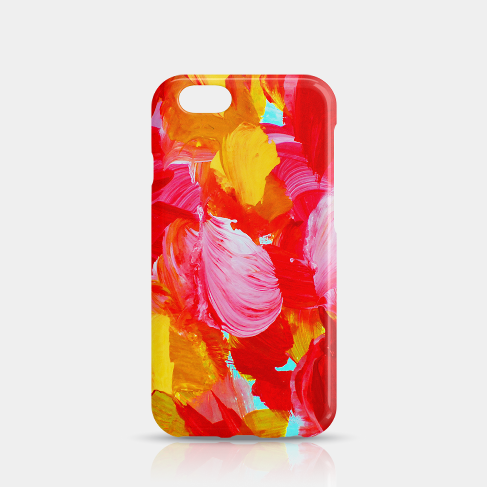 Rose Petals Slim iPhone Case 6/6S - iKaracase