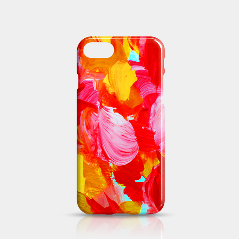 Rose Petals Slim iPhone Case 7/8 - iKaracase