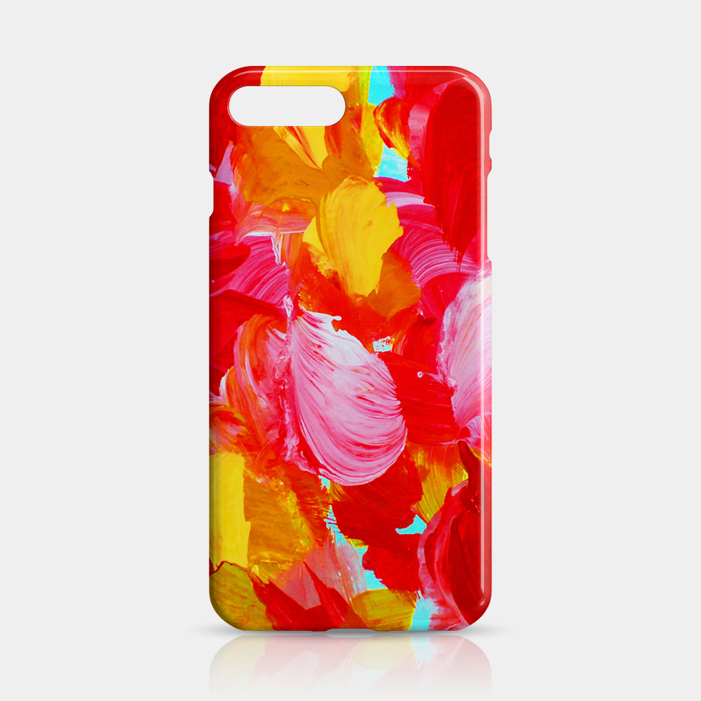 Rose Petals Slim iPhone Case 7/8 Plus - iKaracase