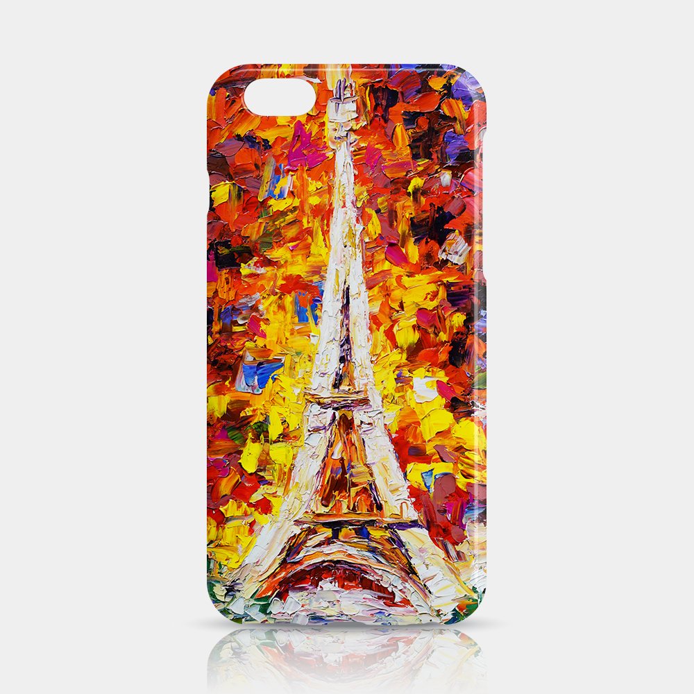 Tower Eiffel iPhone Case 6/6S Plus - iKaracase