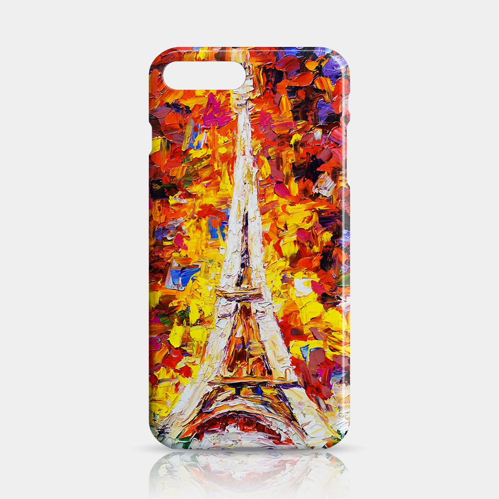 Tower Eiffel iPhone Case 7/8 Plus - iKaracase