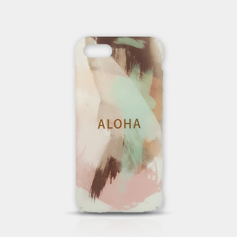 Aloha From Hawaii Slim iPhone 6/6S Case - iKaracase
