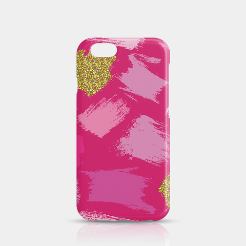Pink gold Slim iPhone 6/6S Case - iKaracase
