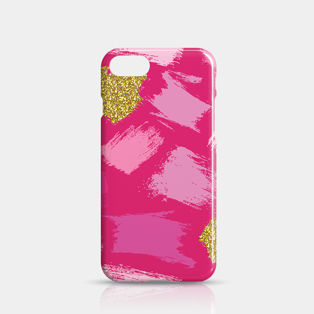 Pink gold Slim iPhone Case 7/8 - iKaracase