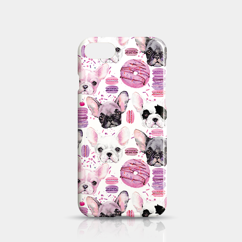 French Bulldog Slim iPhone 7/8 Case - iKaracase