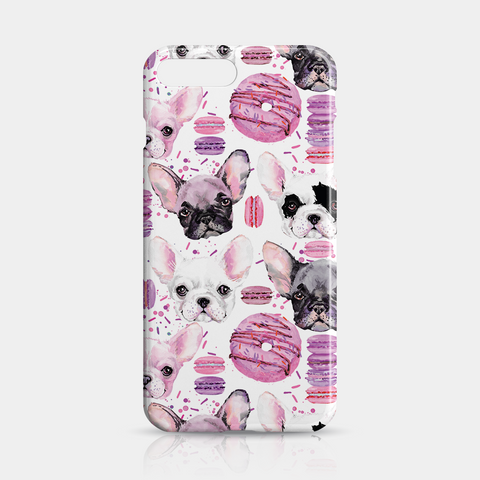 French Bulldog Slim iPhone 7/8 Plus Case - iKaracase