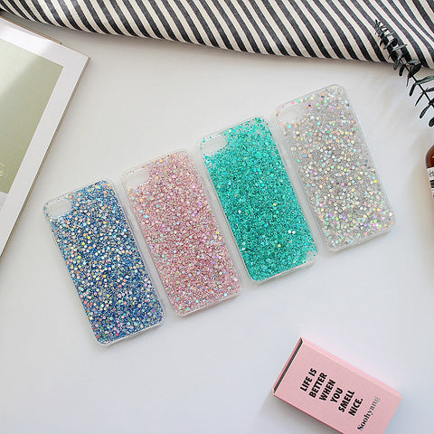 Glitter Shiny Glimmer iPhone Case 7 Plus - iKaracase