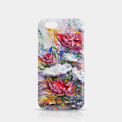 Impressionist Painting Slim iPhone 6/6S Case - iKaracase