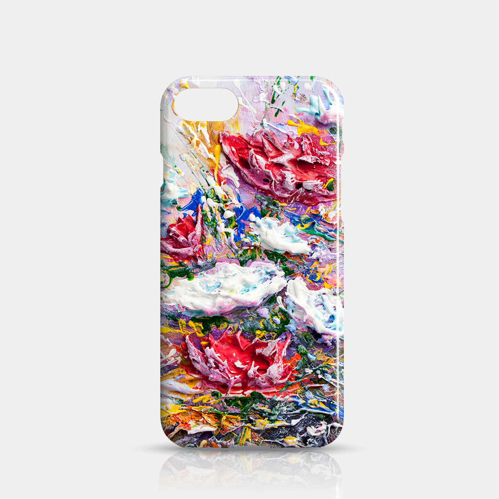 Impressionist Painting Slim iPhone 7/8 Case - iKaracase