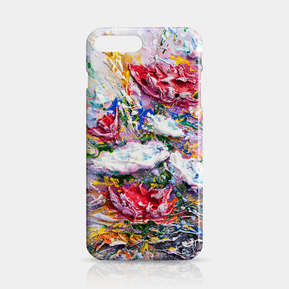 Impressionist Painting Slim iPhone 7/8 Plus Case - iKaracase