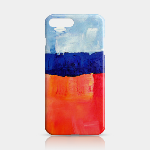 Ocean Landscape Slim iPhone Case 7 Plus - iKaracase