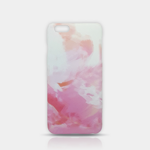Pink Clouds Slim iPhone 6/6S Case - iKaracase