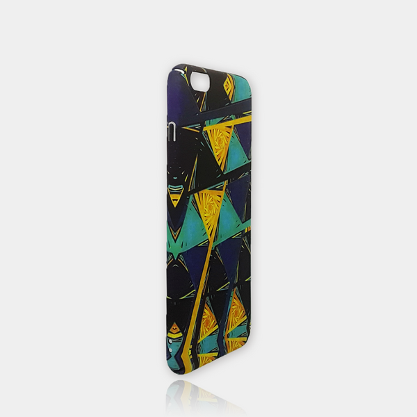 Geometric Art Slim iPhone 6/6S Case - iKaracase