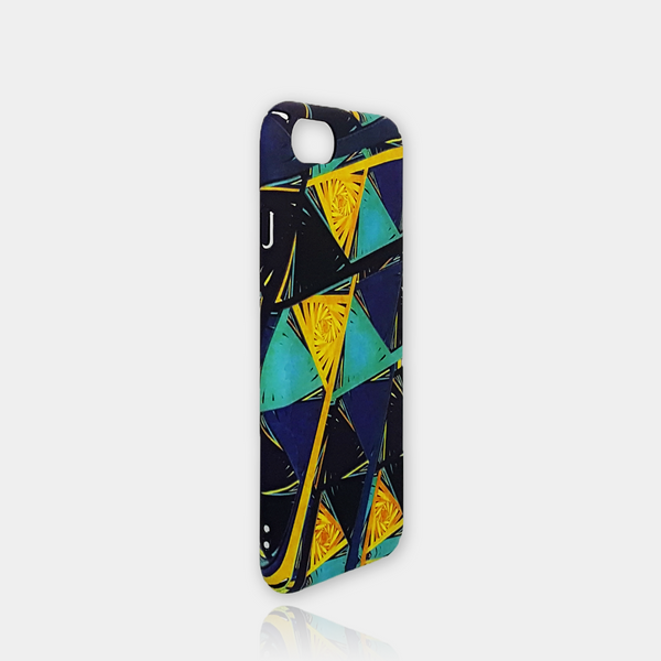Geometric Art Slim iPhone 7/8 Case - iKaracase
