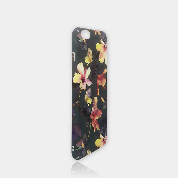 Vintage Flower Slim iPhone Case 6/6S - iKaracase