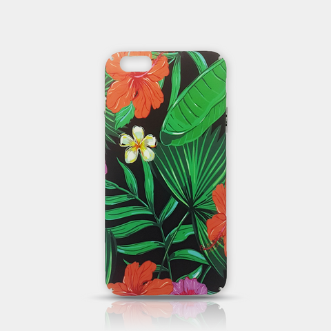 Vintage Leaf Slim iPhone Case 6/6S - iKaracase