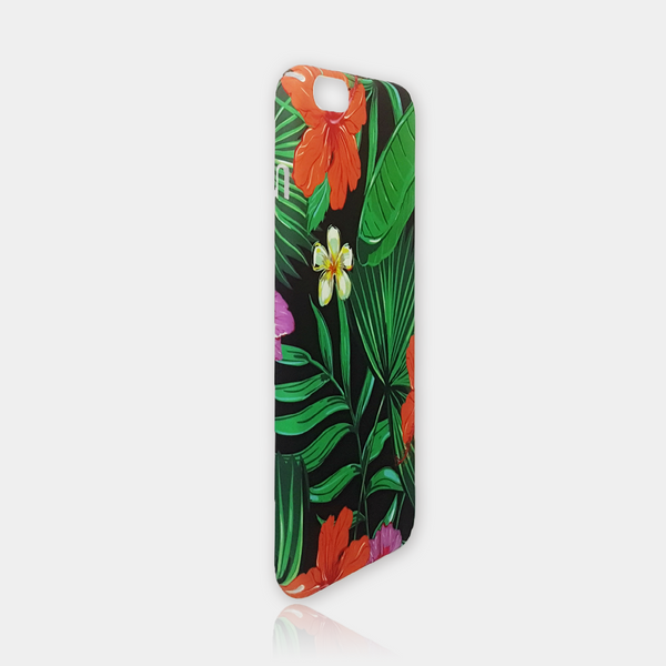 Vintage Leaf Slim iPhone Case 6/6S Plus - iKaracase