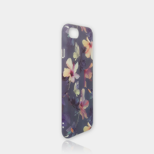 Vintage Flower Slim iPhone Case 7/8 - iKaracase