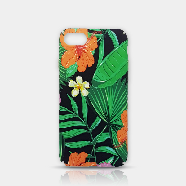 Vintage Leaf Slim iPhone Case 7/8 - iKaracase