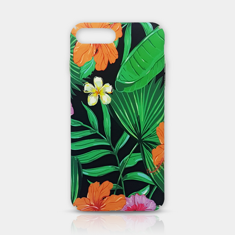 Vintage Leaf Slim iPhone Case 7/8 Plus - iKaracase