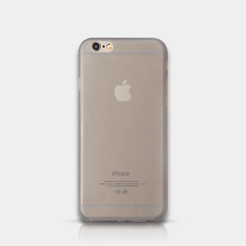 Thinnest iPhone Case 6 Gray