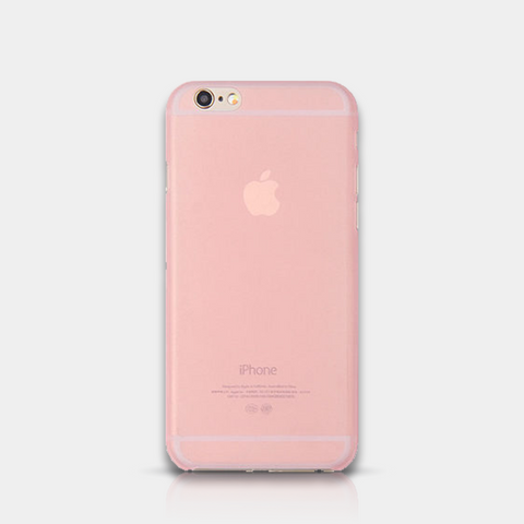 Thin iPhone Case 6 Rose Gold
