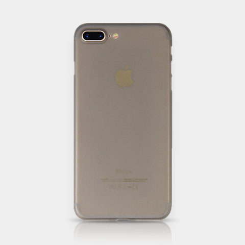 Thin iPhone Case 7 Plus Gray