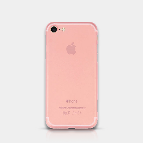 Thin iPhone Case 7 Rose Gold