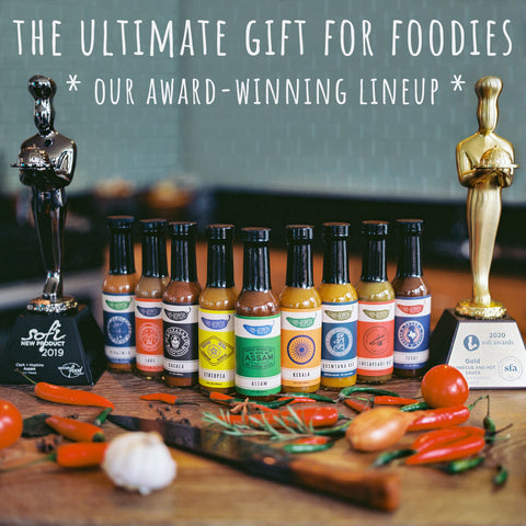 the ultimate gift for foodies