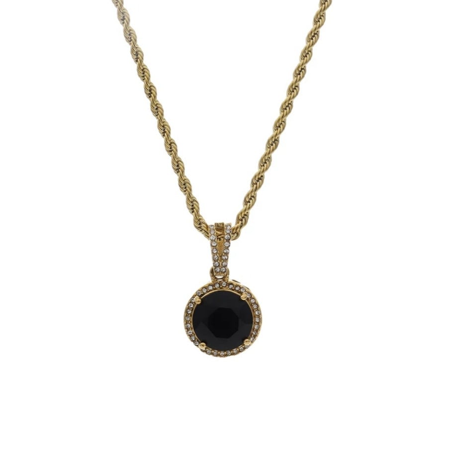 THEA: 18K GOLD NECKLACE