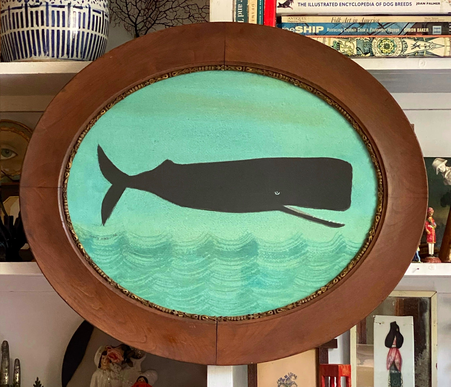 'Floating Whale'