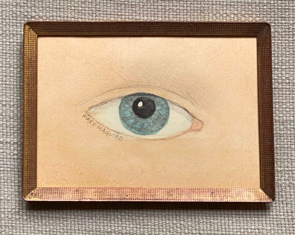 'Lover's Eye' -original watercolor