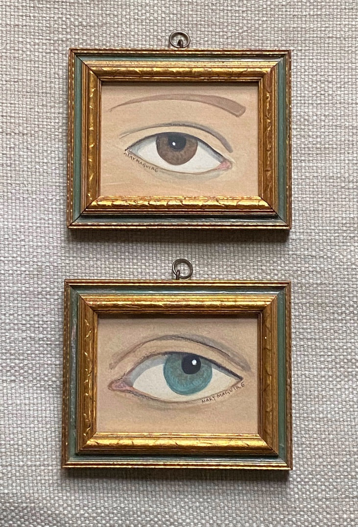 'Lovers Eye' -per piece