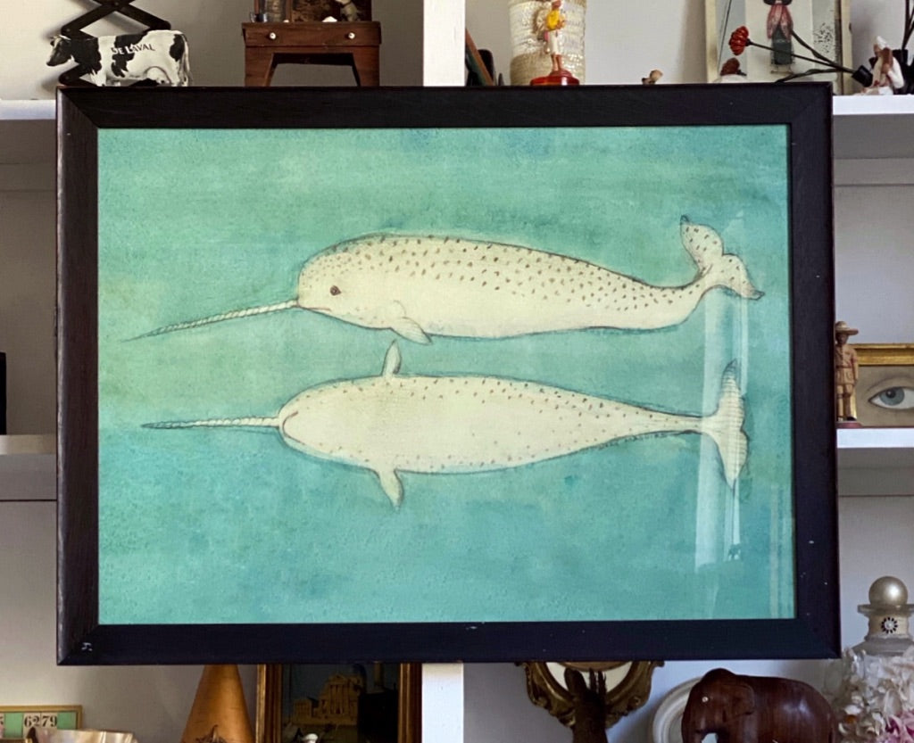 'Narwhal Pair'