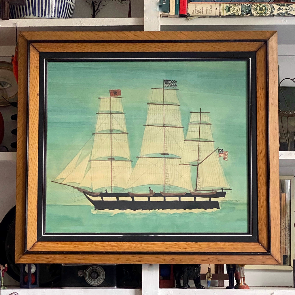 Clipper Ship 'Robin Hood'