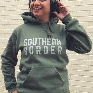 Souther Border Hoodie for Women