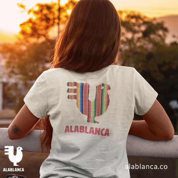 Alablanca Serape Short Sleeve