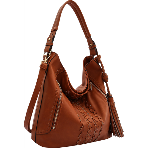 Brooke Saddle Bag