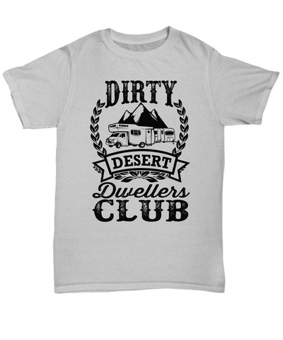 Desert Dwellers Club Tee