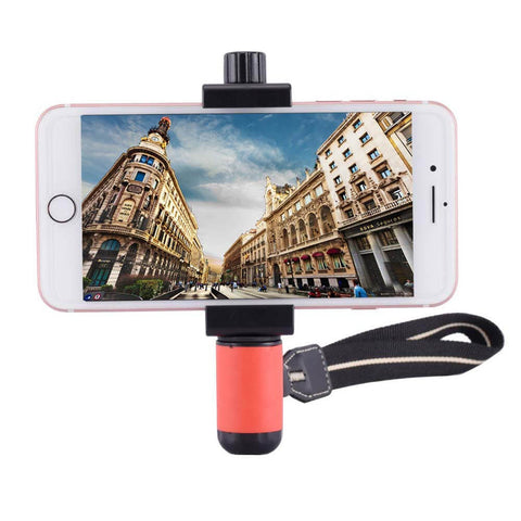 ightpro F-Mount Smartphone Grip Handle Rig with Wrist Strap