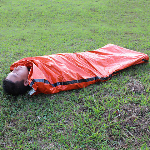 Light-weight Emergency Polyethylene Sleeping Bag