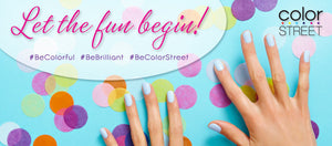 Introducing Color Street - 100% nail polish strips!