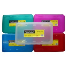 A+ Homework Student Storage Plastic Box - 8