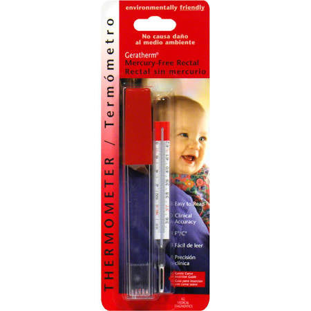 Geratherm Rectal Thermometer Mercury-Free
