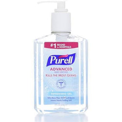 Purell Advanced Hand Sanitizer 8 OZ with Pump