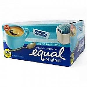 Original Equal Packets 1000 Count